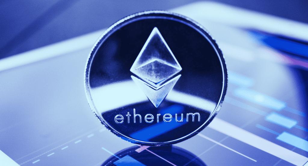 ethereum hinta