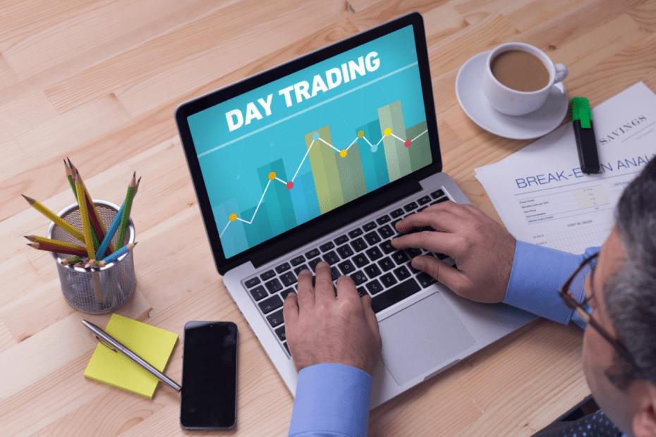 Päiväkaupankäynti - Aloittelijan opas 2021