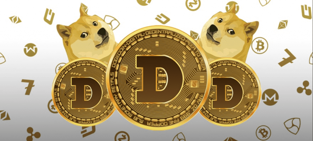 osta DogeCoin